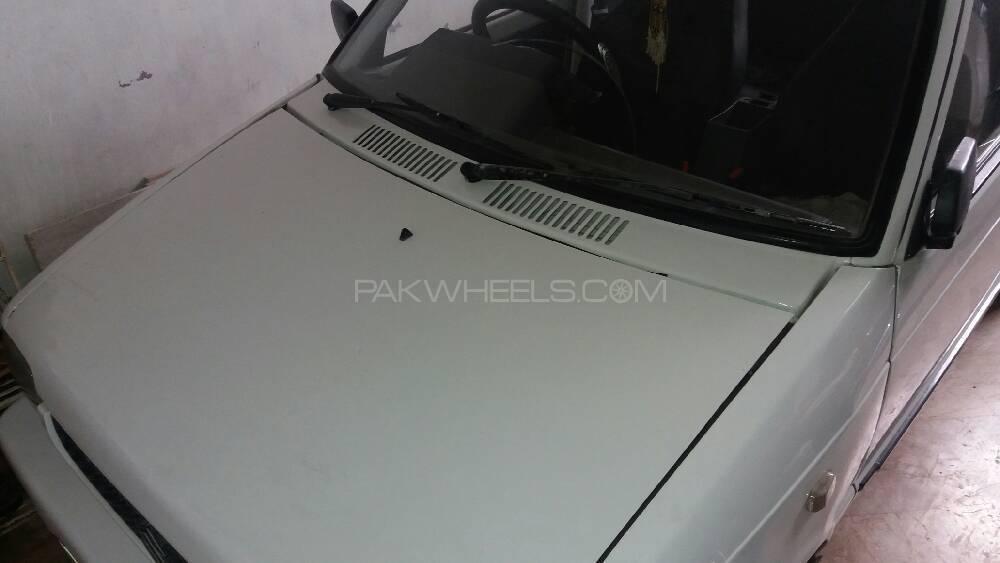 Suzuki Mehran VXR (CNG) 2011 Image-1