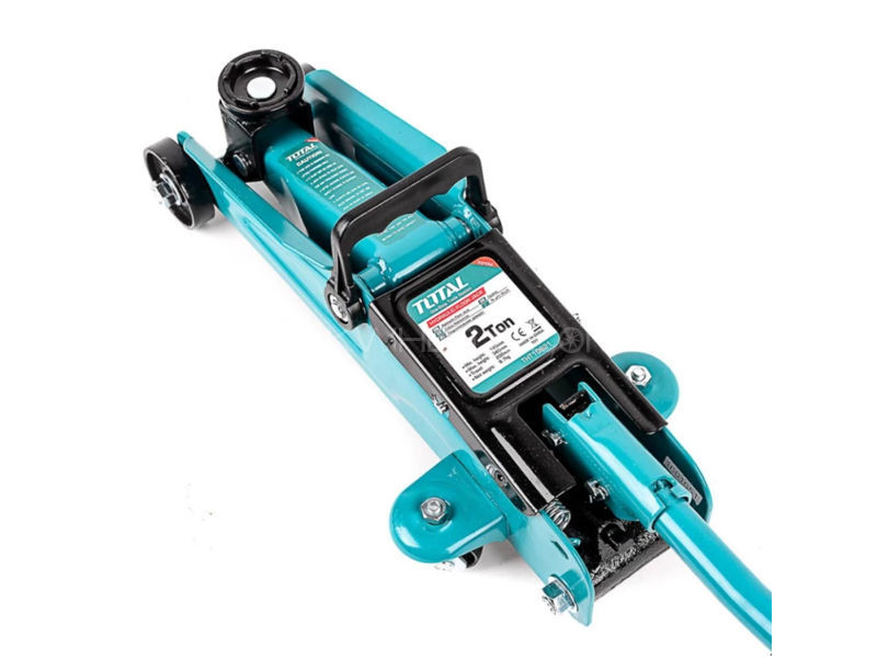 TOTAL Hydraulic Floor Jack - 2ton in Lahore