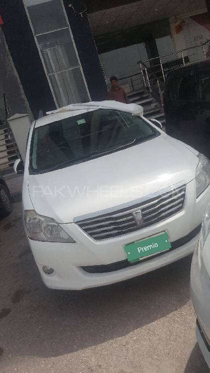 Toyota Premio F L Package Prime Green Selection 1.5 2007 Image-1