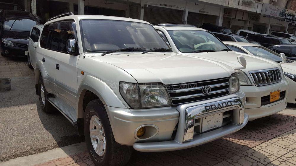 Toyota Prado TX Limited 2.7 1998 Image-1