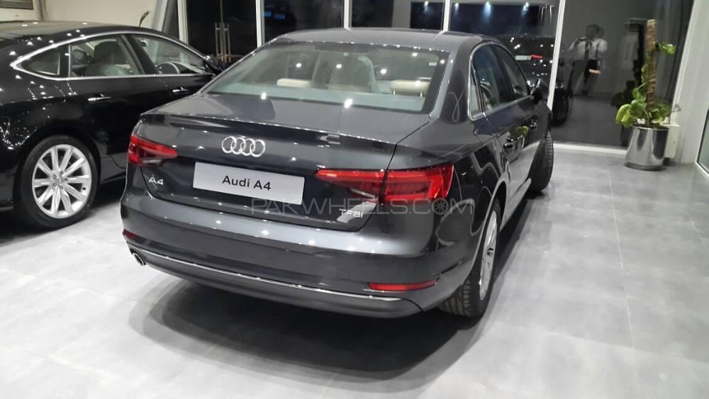 Audi A4 1 4 Tfsi 2017 For Sale In Islamabad Pakwheels