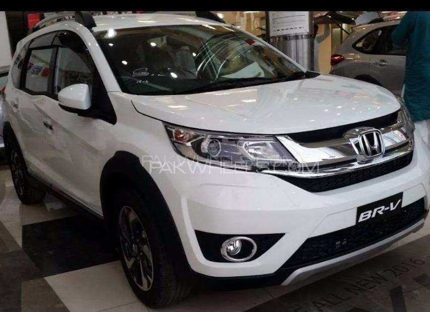Honda BR-V 2017 Image-1