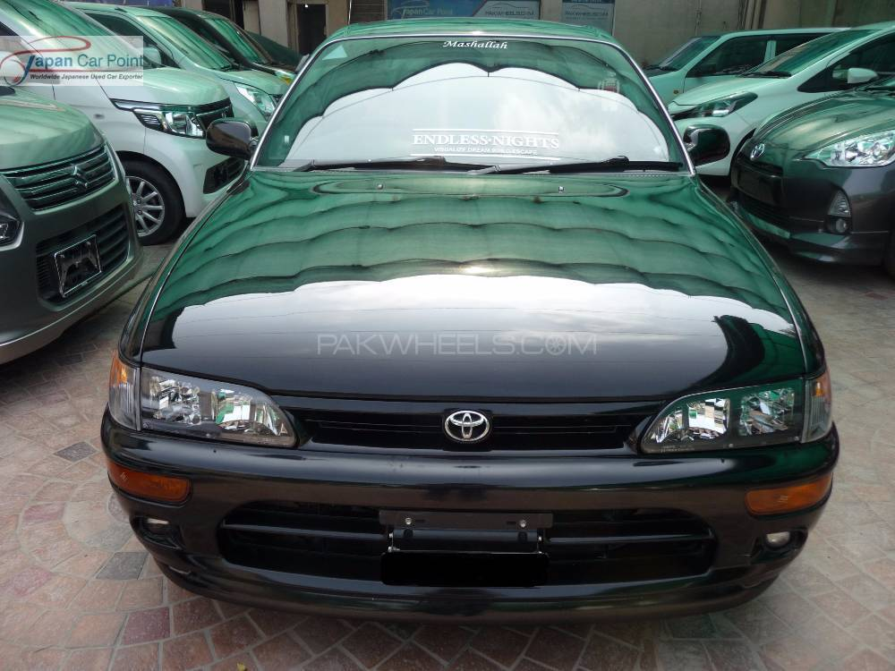 toyota corolla gli 1 6 2000 for sale in lahore pakwheels. Black Bedroom Furniture Sets. Home Design Ideas