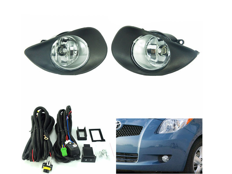 Fog Lights Toyota Vitz 2005-2011 in Lahore