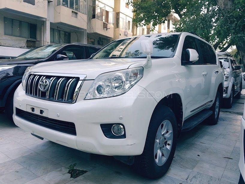 Toyota Prado TX 4.0 2010 Image-1