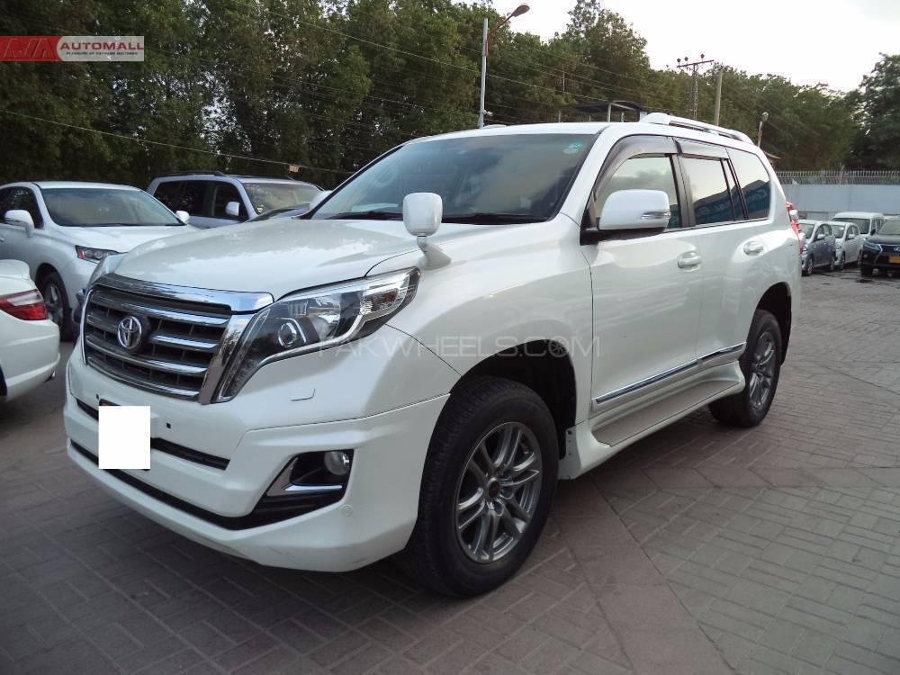 7 Seater Suv 2017 >> Toyota Prado TX 2.7 2010 for sale in Karachi | PakWheels
