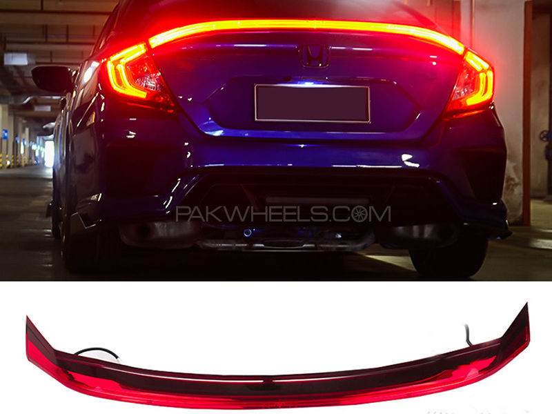 Honda Civic X Type R Led Trunk Light Parts Amp Accessories