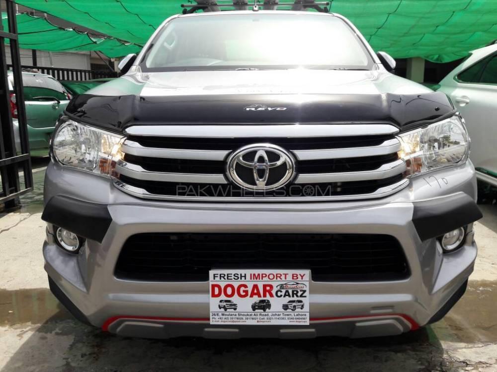 Toyota Hilux Revo G 2.8 2015 Image-1