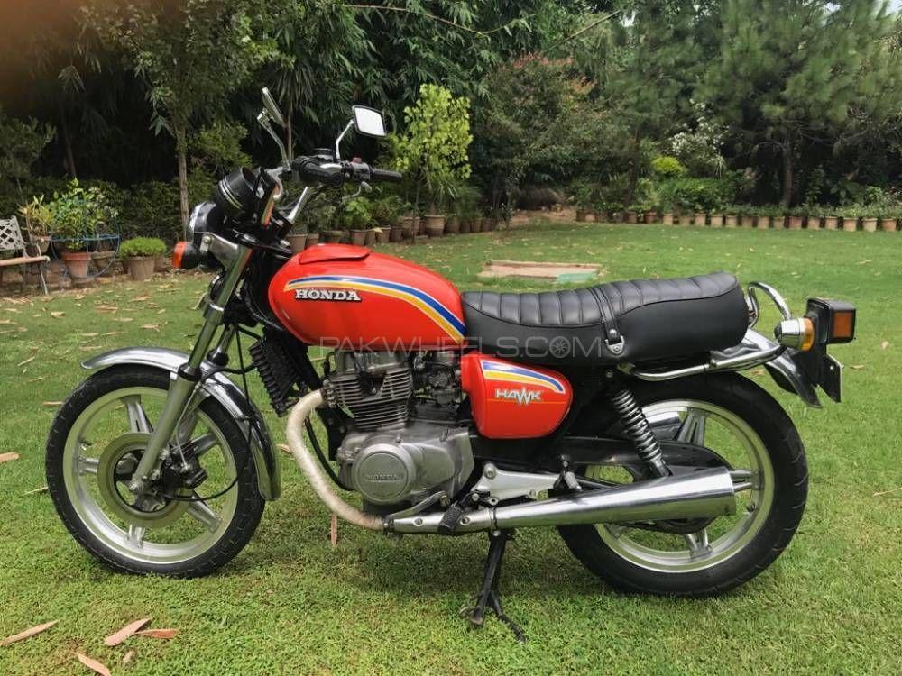 Honda CB400 1984 Image-1