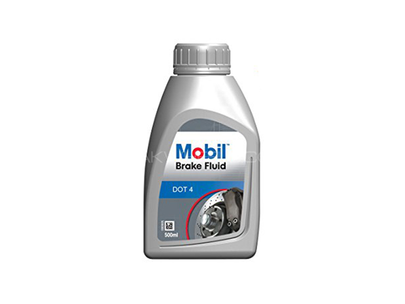 Mobil1 Universal Brake Fluid ABS Dot 4 - 500ml in Karachi