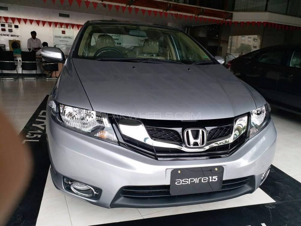 Honda City Aspire Prosmatec 1.5 i-VTEC 2017 for sale in Karachi | PakWheels