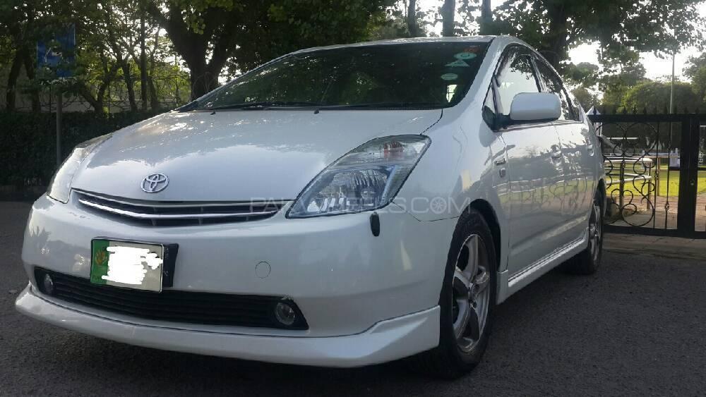 Toyota Prius G Touring Selection 1.5 2008 Image-1