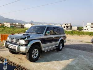 Mitsubishi Pajero Cars For Sale In Pakistan Verified Car Ads