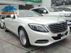 Mercedes s400 2017 price pictures and specs pakwheels for Mercedes benz s400 price