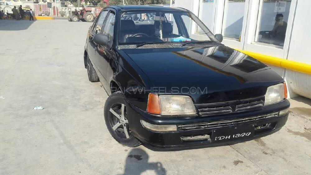 Daewoo Racer 1992 Image-1