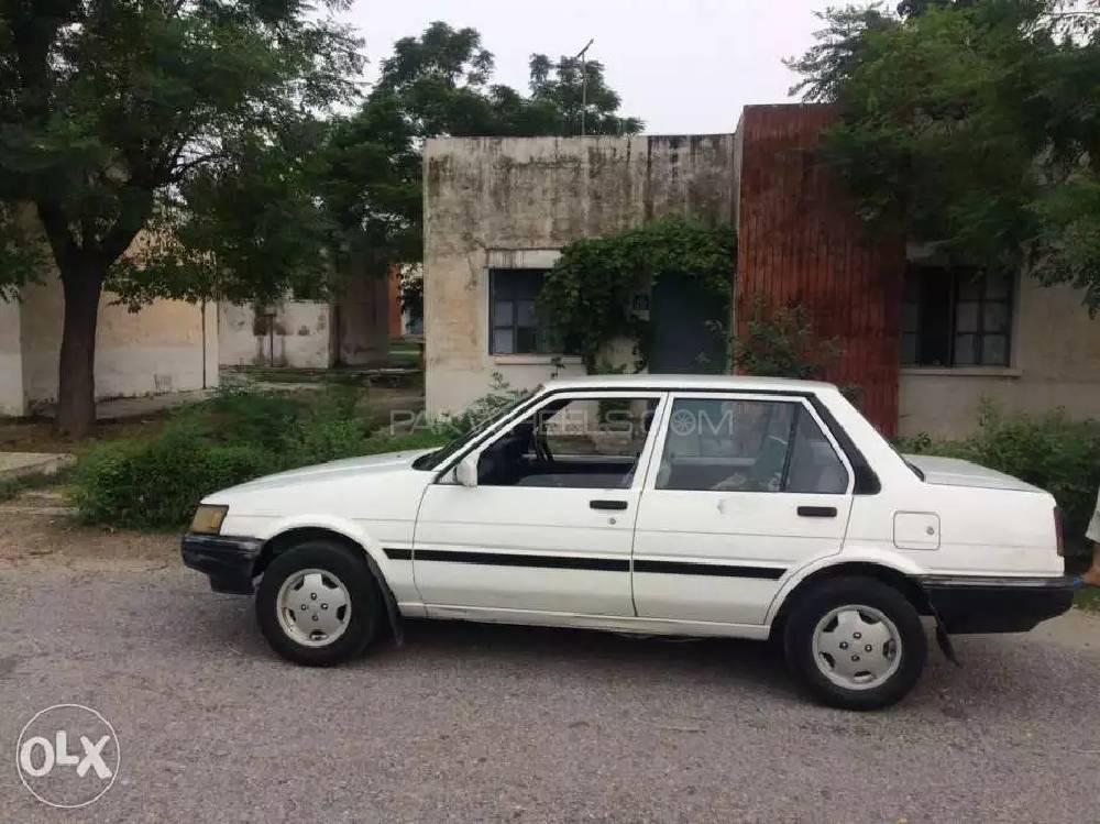 Toyota 86 1986 Image-1