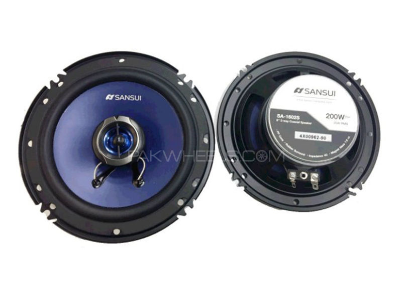 "Sansui 6"" Coaxial Speaker - SA1602S in Lahore"
