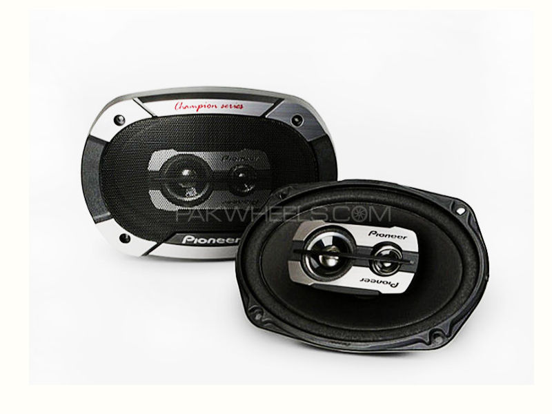 Pioneer 6x9 3-Way Champion Series Coaxial Speaker (550W) - TS6975V3 in Lahore