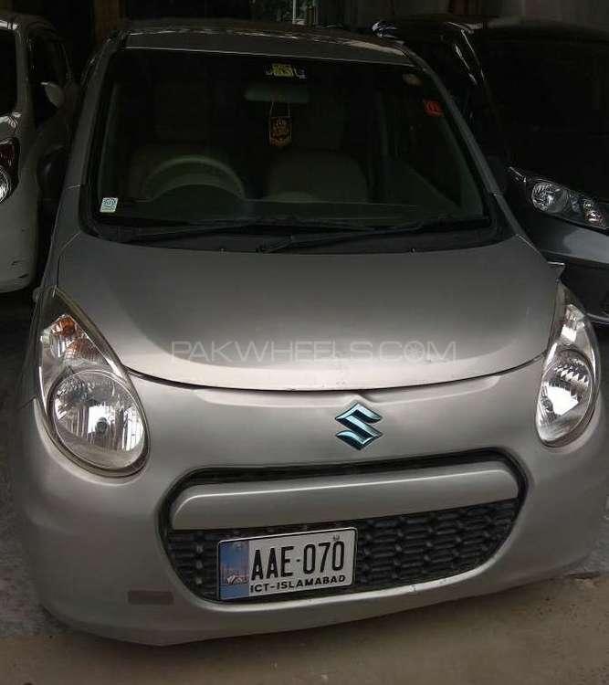 Suzuki Alto Eco ECO-S 2012 Image-1