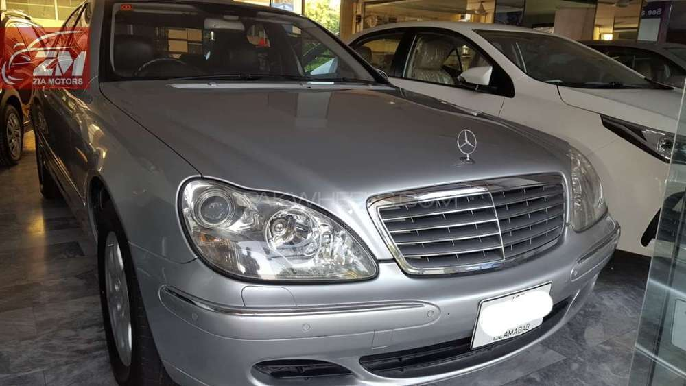 Mercedes benz s class s 320 2005 for sale in islamabad for 2005 s500 mercedes benz