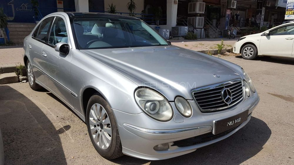mercedes benz e class e270 cdi 2004 for sale in islamabad pakwheels. Black Bedroom Furniture Sets. Home Design Ideas