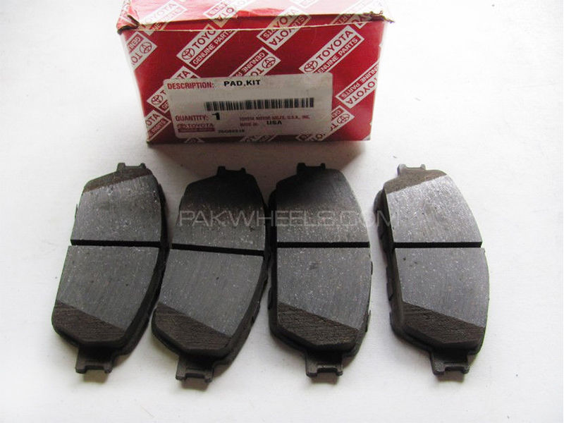 Toyota Camry Rear Brake Pads 2006-2008 Genuine in Lahore