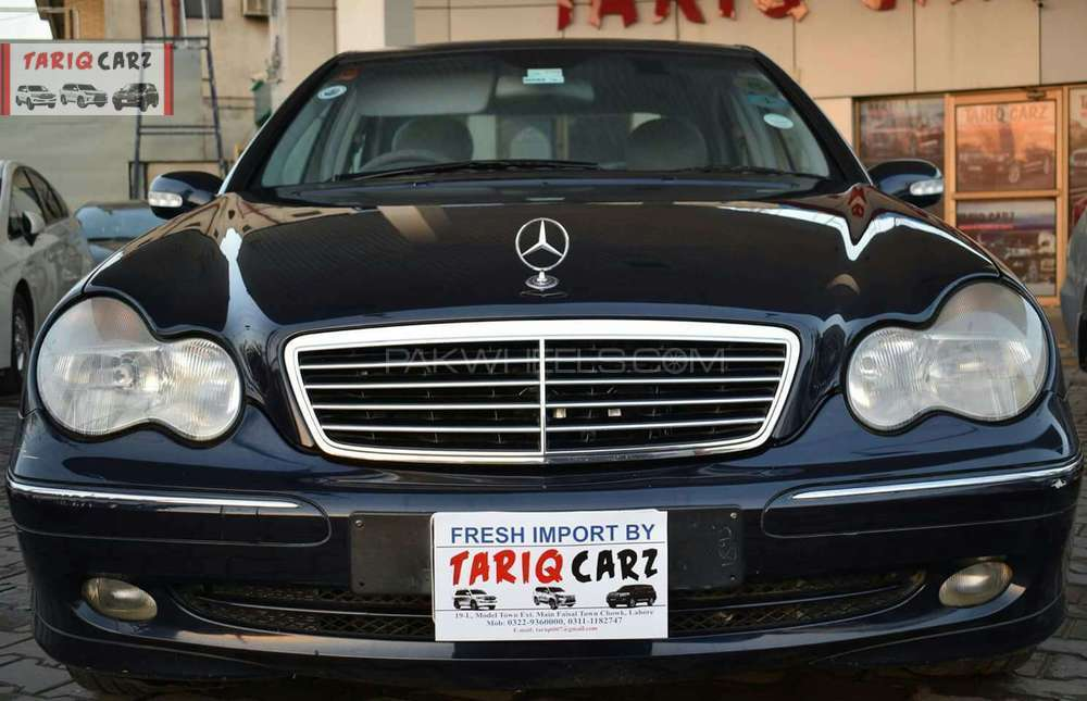 Mercedes benz c class c180 2004 for sale in lahore pakwheels for 2004 mercedes benz c class