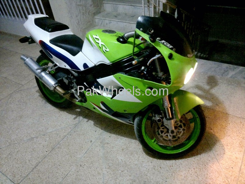 Kawasaki Ninja Zxr For Sale In Pakistan