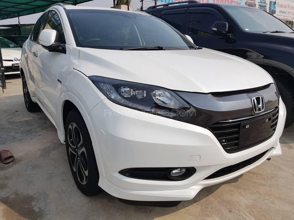 Honda Vezel Hybrid Z Style Edition 2014 Image-1