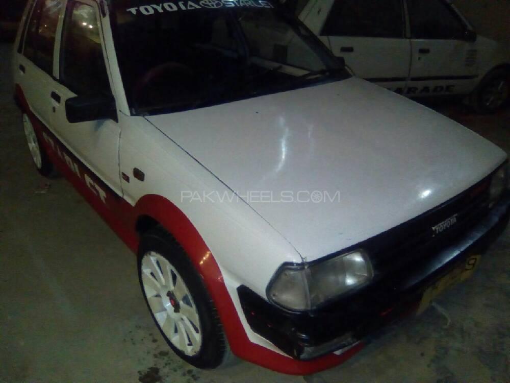 Toyota Starlet 1.3 1988 Image-1