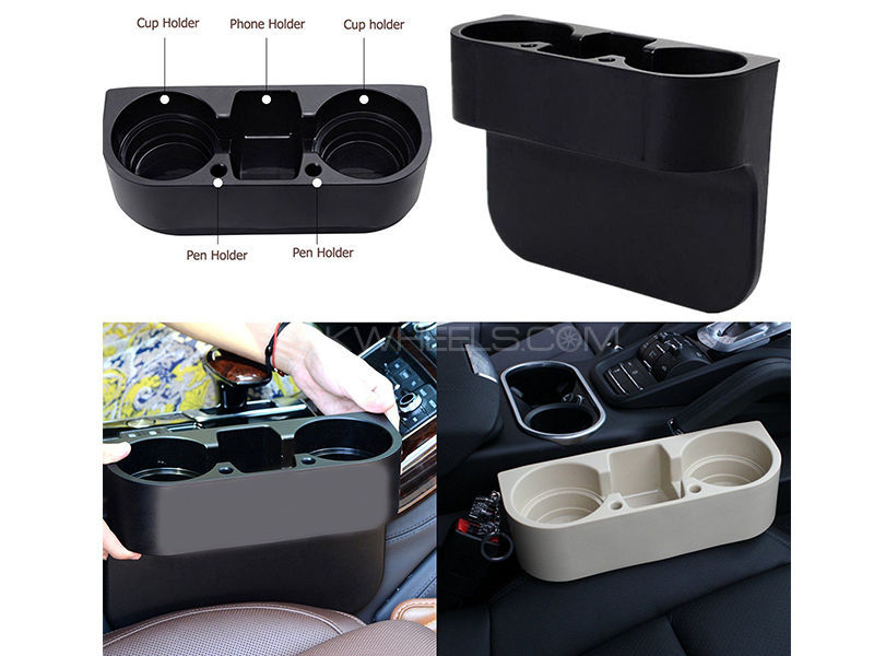 Car Seat Basket and Cup Holder in Lahore