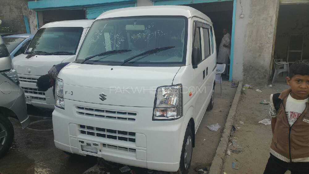 Suzuki Every PU 2012 Image-1