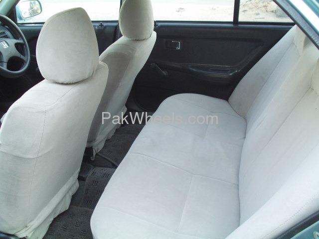 Honda City EXi 2000 Image-9