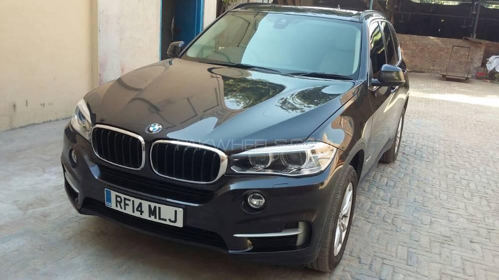 BMW X5 Series 2014 Image-1