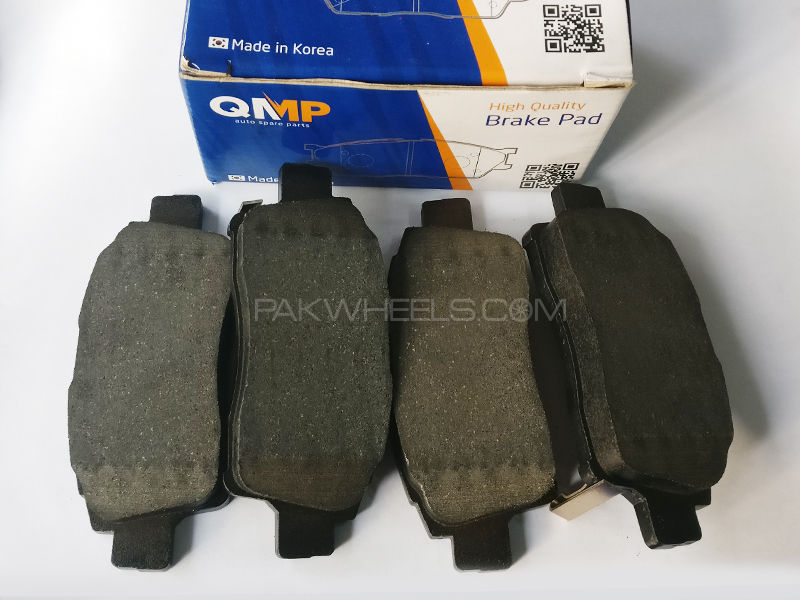 QMP Rear Land Cruiser 200 Series 2005-2007 Brake Pads - Korean in Lahore