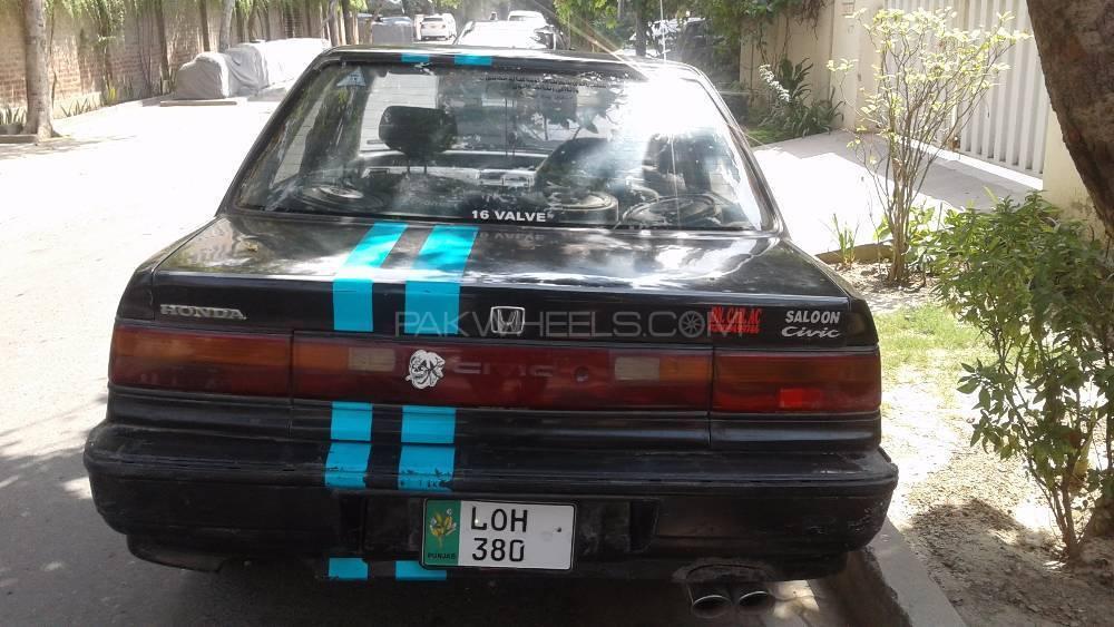 Honda Civic EX 1992 Image-1