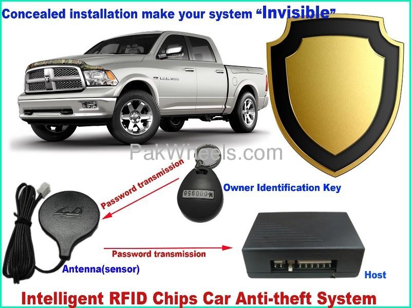 Car Security System Rfid Transponder And Car Immobilizer