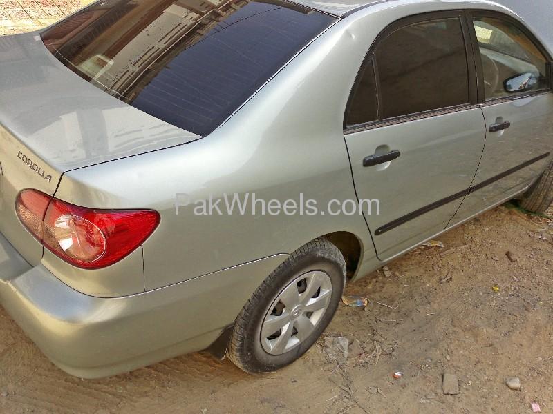 Toyota Corolla GLi 1.3 2008 Image-3