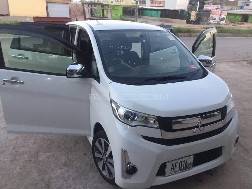 Mitsubishi EK Custom T 2015 Image-1