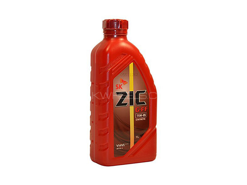 Zic GL4 75w85 Gear Oil - 1L in Lahore
