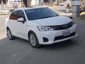toyota corolla axio prices in pakistan pictures and