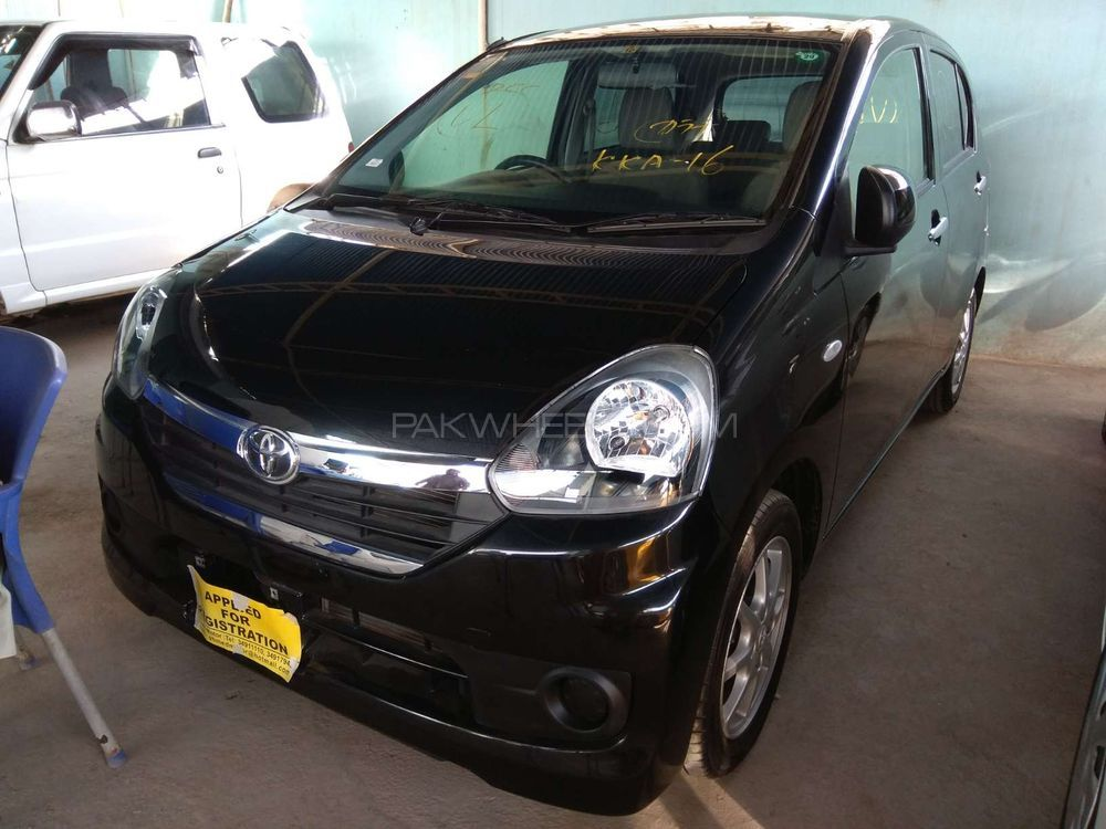Toyota Pixis Epoch D 2015 Image-1