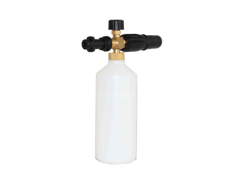 Foaming Bottle For Pioneer And Hyundai Washers Image-1