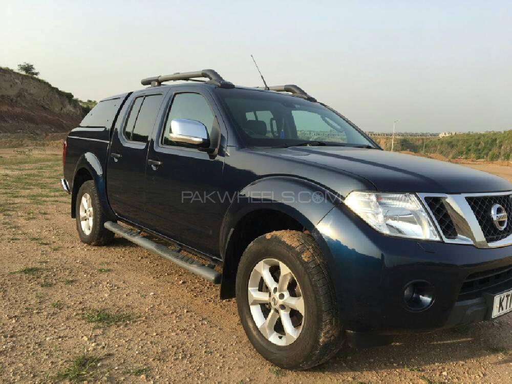 Nissan navara 2014 for sale in rawalpindi pakwheels nissan navara 2014 sciox Image collections