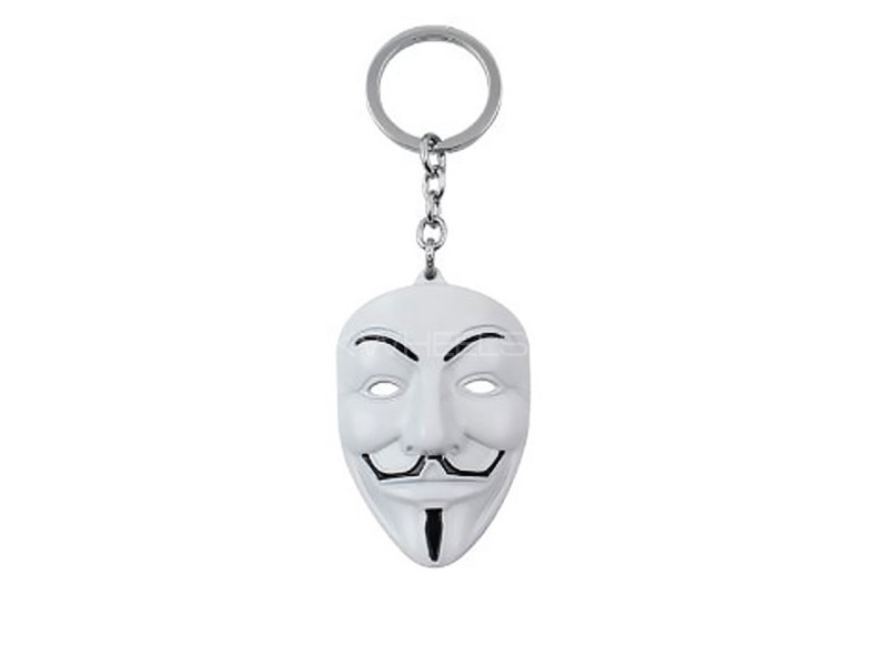 Vendetta Mask Key Chain in Lahore