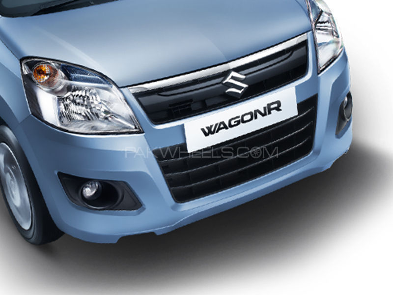 Suzuki Wagon R Front Bumper Genuine in Lahore
