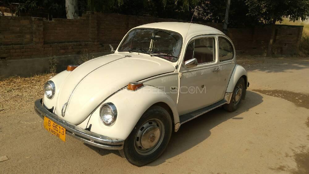 Volkswagen Beetle 1200 1971 Image-1