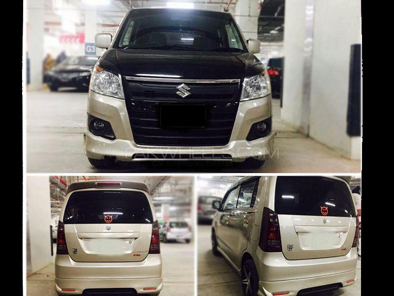 Suzuki Wagon R Body Kit - Fiber in Lahore