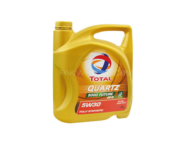Total Quartz 5w30 - 4L Image-1