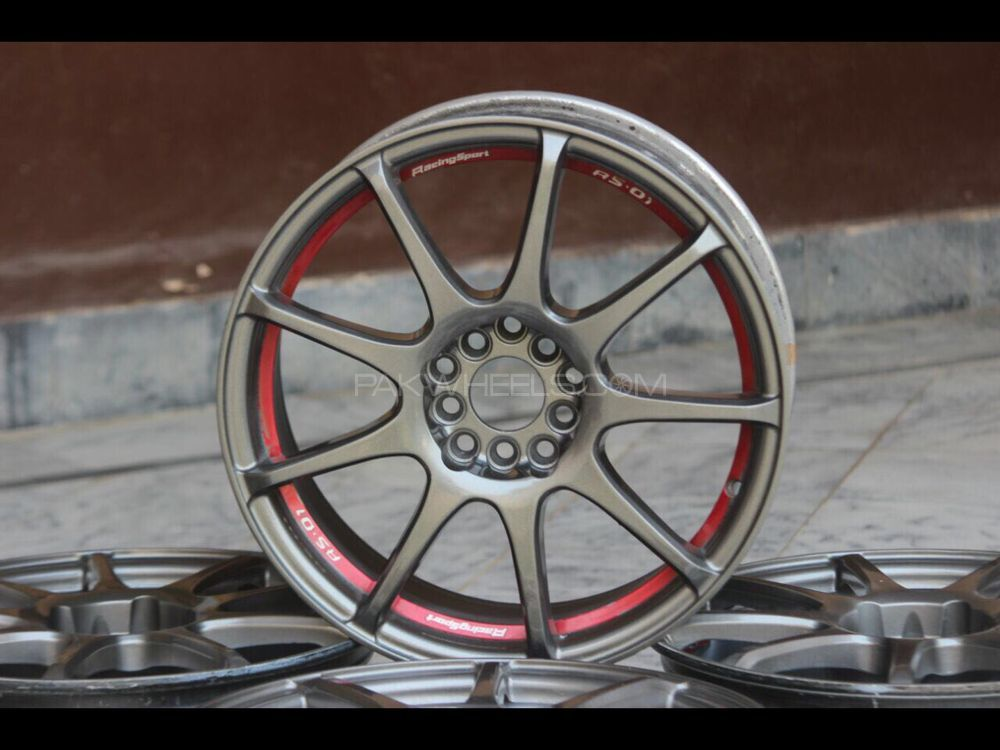 RACING SPORT RS 0.1 17 Inch Rims